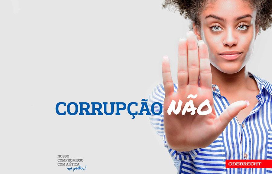 Odebrecht S.A. realiza campanha interna e capacitação online anticorrupção 1