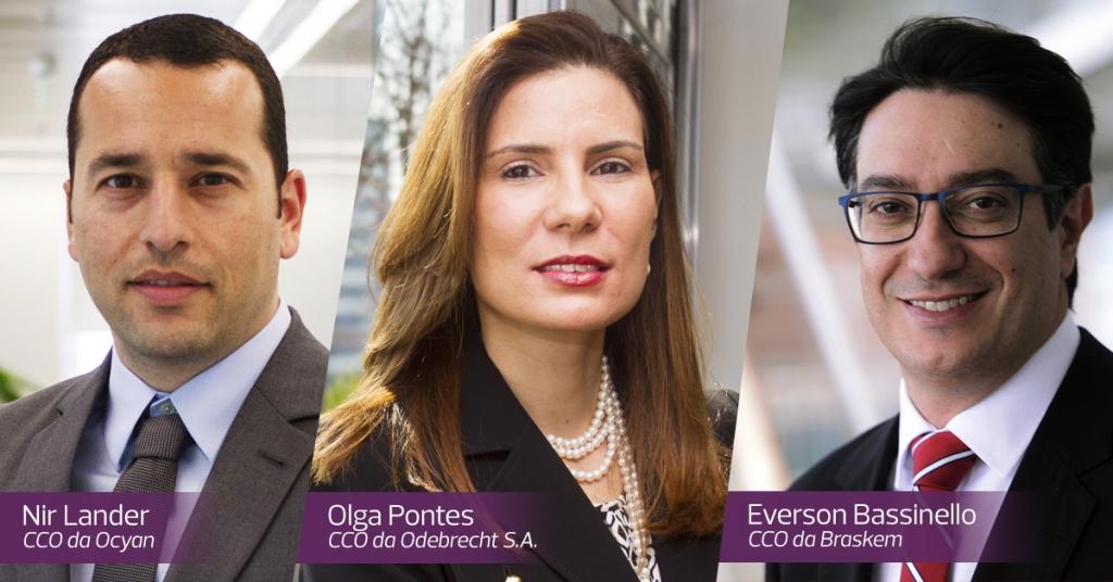 Pesquisa entre profissionais de compliance elege três executivos da Odebrecht entre os mais admirados da área