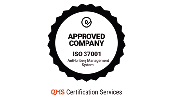 Certificado ISO de Gestão Antissuborno 3